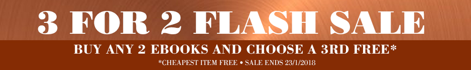 3 for 2 flash sale