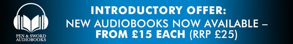 Audiobook introductory offer – from only £15 each