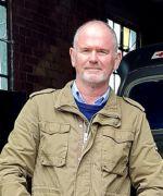 Major Mike Peters