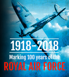 1918-2018 - Marking 100 years of the Royal Air Force