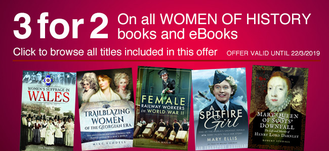 3 for 2 Women of History titles