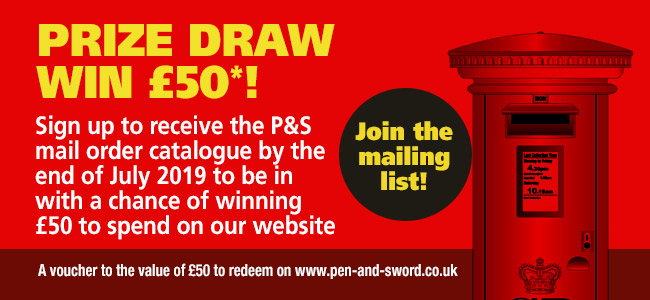 Join the mailing list to be entered into a prize draw