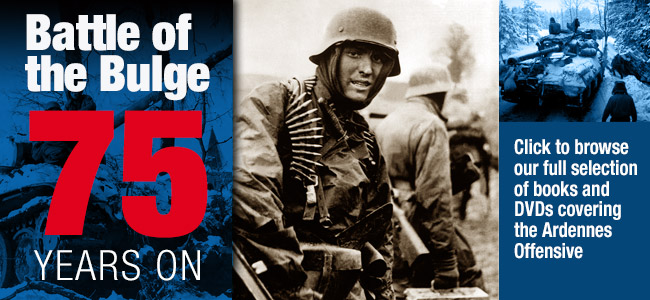 The Battle of the Bulge, 75 years on