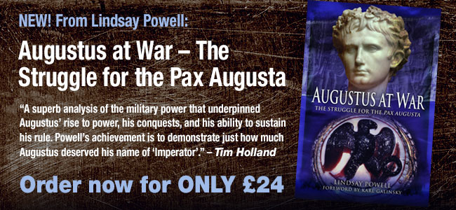 New release: Augustus at War
