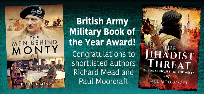 Military Book of the Year shortlist