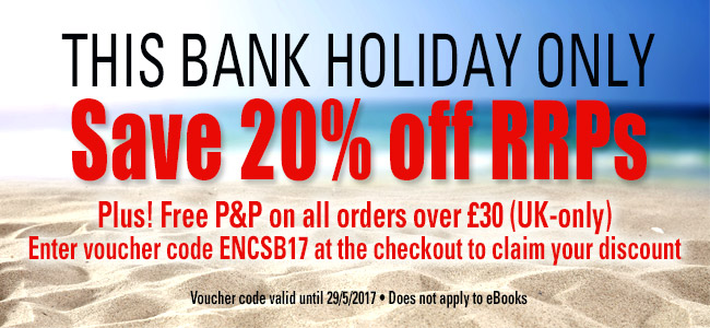 Bank Holiday weekend discount code