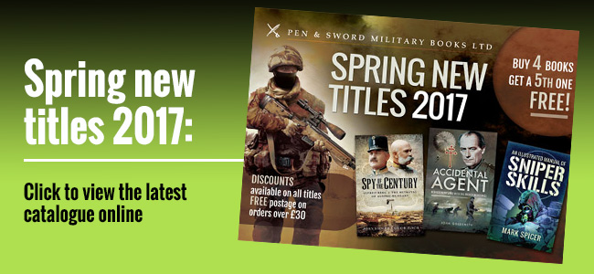 Spring 2017 new titles catalogue
