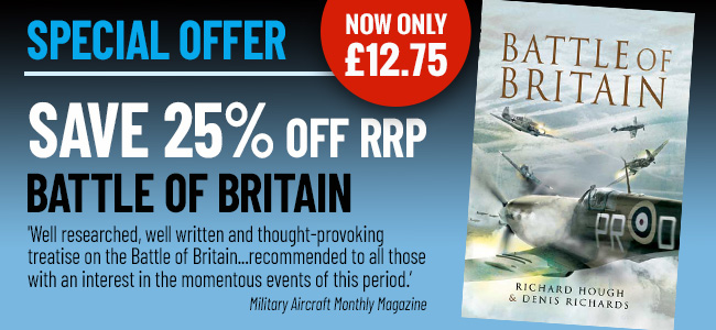 Battle of Britain special offer
