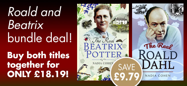 Roald and Beatrix paperback bundle offer