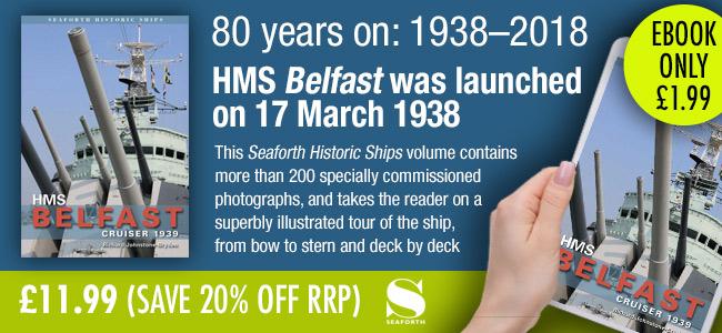 HMS Belfast offer