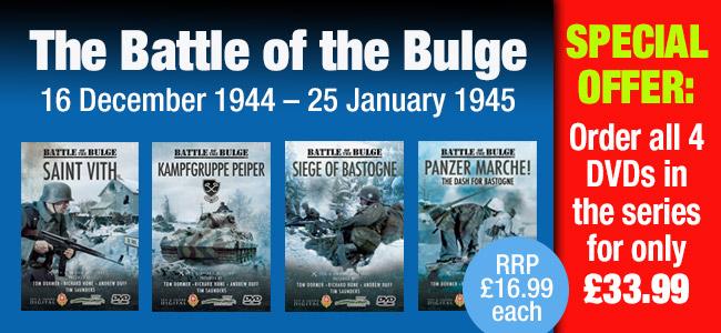 Battle of the Bulge DVD bundle