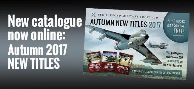 Autumn 2017 new titles catalogue