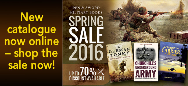 Spring Sale 2016 online catalogue