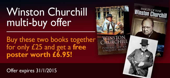 Churchill 50th anniversary bundle