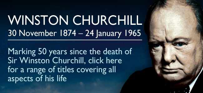 Churchill's 50th anniversary