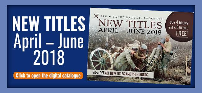 Online catalogue: New titles April - June 2018