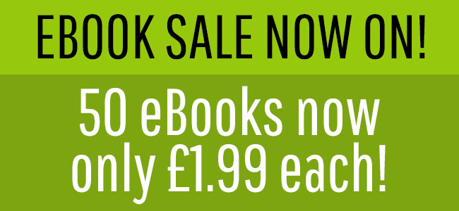 eBook sale now on