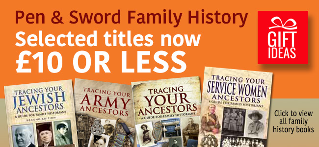 Family History titles £10 or under