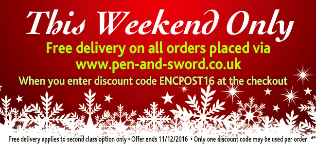 Free postage weekend discount code