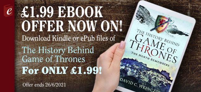 The History Behind Game of Thrones eBook offer