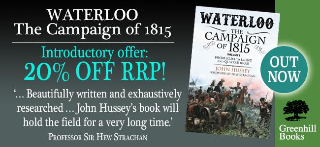 Waterloo –John Hussey