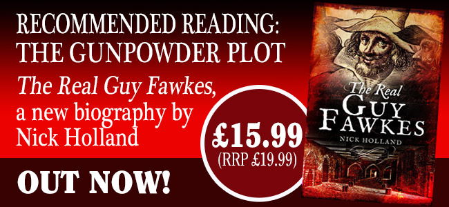 The Real Guy Fawkes - new release