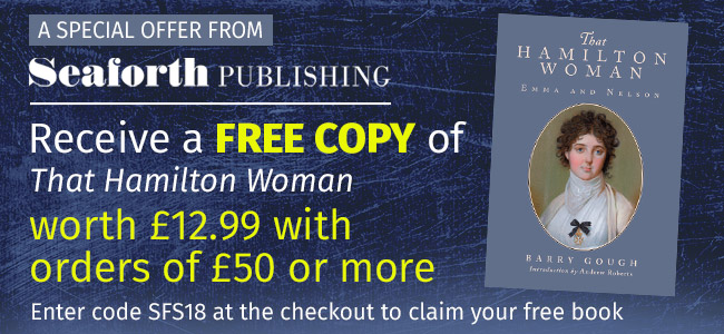 Free book with Seaforth orders over £50