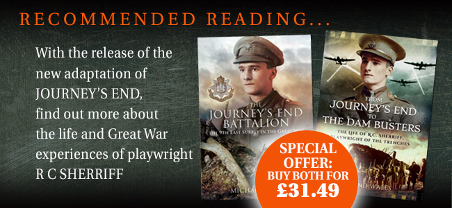 Journey's end bundle offer