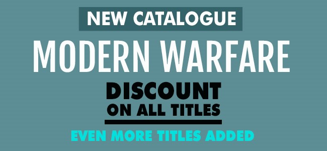 Modern Warfare online catalogue
