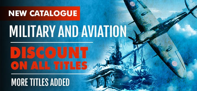 Military and Aviation new titles catalogue