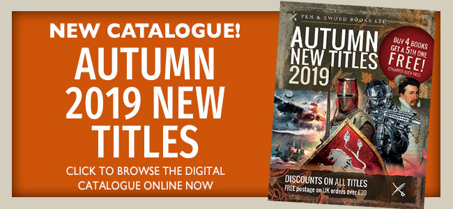 Autumn 2019 new titles catalogue