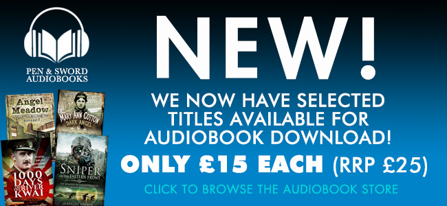 New audiobooks now available