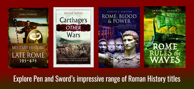 Titles covering Roman History