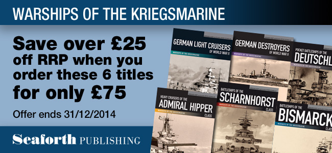 Warships Kriegsmarine bundle