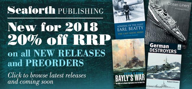 Free postage on Seaforth Publishing