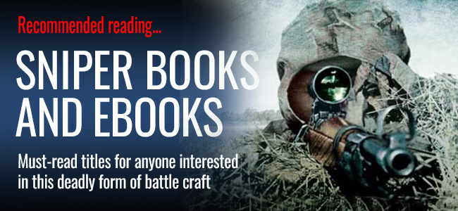 Sniper books and eBooks