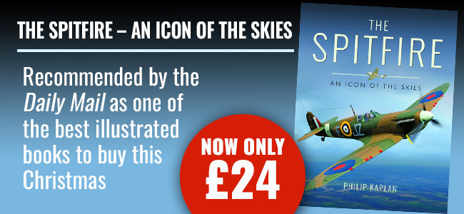The Spitfire – Icon of the Skies