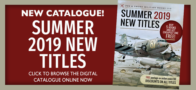 Summer 2019 new titles catalogue
