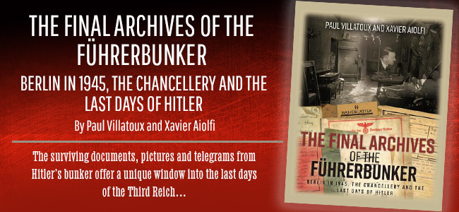 The Final Archives of the Fuhrerbunker