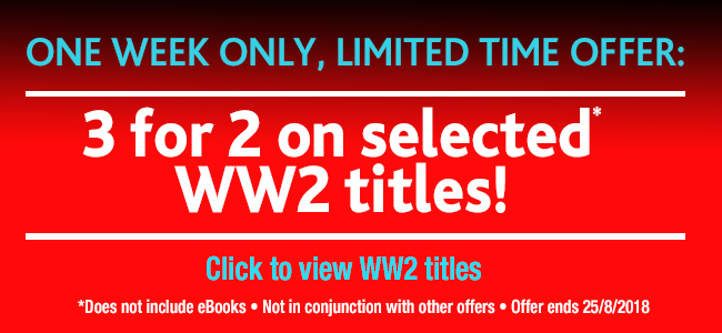 3 for 2 offer: WW2