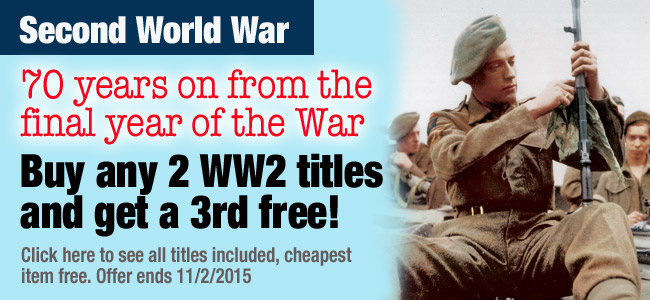 3 for 2 on all WWII titles