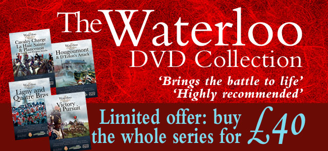 Waterloo DVD bundle