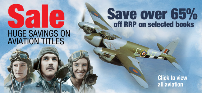 Aviation January sale titles