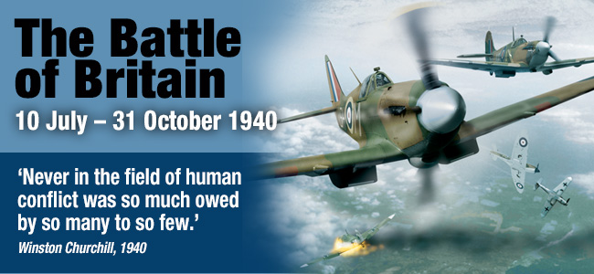 Battle of Britain page
