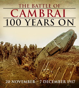 The Battle of Cambrai 100 Years On