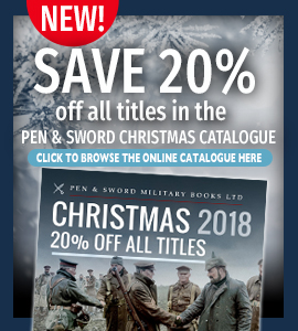Pen & Sword Christmas Catalogue