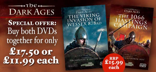 Dark Ages DVD bundle