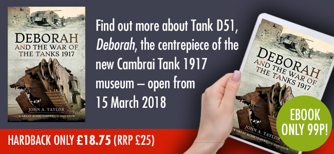 Deborah and the War of the Tanks special offer