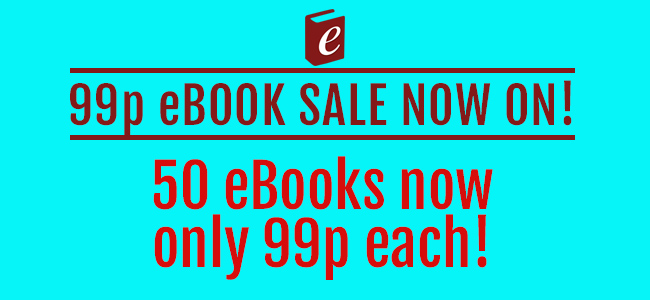 50 eBooks only 99p each
