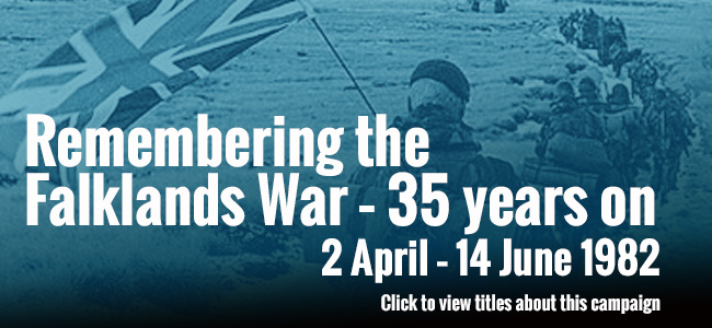 Falklands War 35th anniversary catalogue